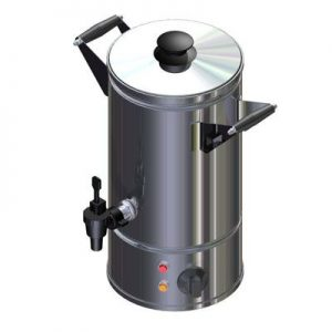 E24111TL Electric Hot Water Urn With Thermostat & Low Level Protection