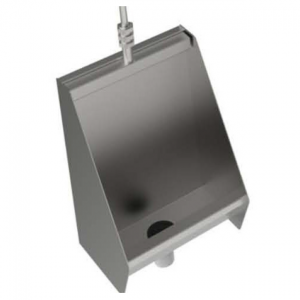 B17770 Wall Hung Square Bowl Urinal